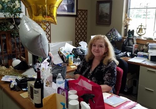 Molly Lank-Jones' 25 Anniversary Celebration